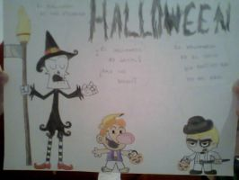 Halloween entry by Begonia123