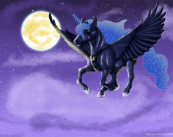 Night Flight by TruLion