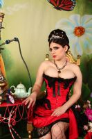 Pin Up Queen of Hearts 6 by ThePrincessNightmare