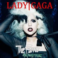 The Fame Monster Cover by KeybladeMeister