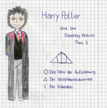 Harry Potter and the Deathly Hollows Part 2 by starlight-lena