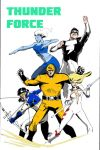 Thunder Force color by wildcats25