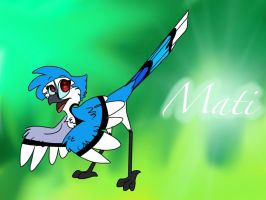 AT~ Mati by MOVEDTOHAWKBUTT