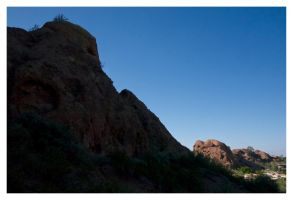 Camelback Mountain by makepictures