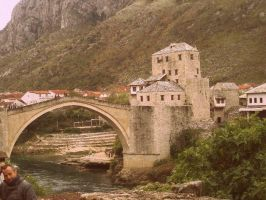 Mostar by littlemisspiano