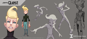 JonnyQuest by zeoarts