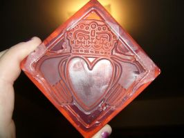 Claddagh Soap by butterflypromqueen