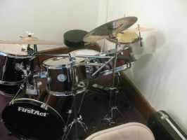 homemade cymbal stand 2 by ownerfate