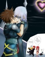 Reunion - Riku x Sora by Kingdom-Hearts-Yaoi