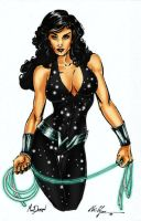 Donna Troy Colors by brimstoneman34