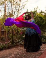 Belly Dance Troupe Shoot 8 by Cassy-Blue