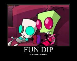 Fun Dip by IZfan4eva