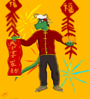 That Time of the Year (CNY Derkex) by DaRkN3X