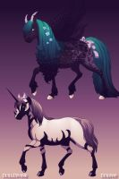 Horse Adopts Adeen [ closed ] by opadopts