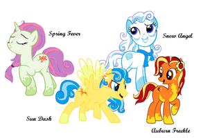 MLP Season Adoptables  (CLOSED) by Bayflight