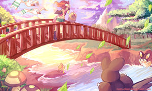 Route 10 by Natx-chan