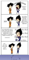 vegeta royal family by PrincessMayu