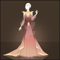 (CLOSED) Adoptable Outfit Auction  15 by JawitReen