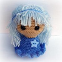 Blue Fairy The Wekeshi Doll by EssHaych