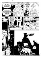 hellboy and Wolvy page 2 by dekarogue