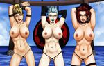 Girls of EarthRealm by Radprofile
