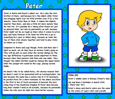Profile: Peter by Nintendrawer