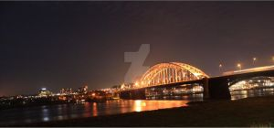 nijmegen bridge by rockscorp