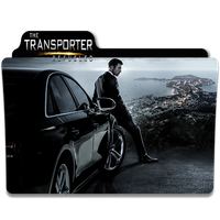 The Transporter:Refueled(Transporter 4)Folder Icon by gterritory