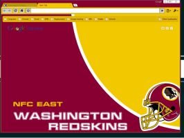 Washington Redskins Theme by wPfil