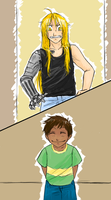 FMA - Vagabonds: Chapter 3.2 by FerioWind