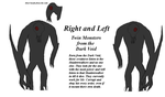 Right and Left ref by HellStorm8000