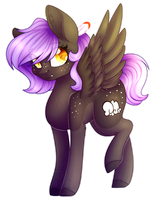 {Collab} : Cloudy Night by Micky-Ann