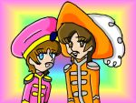 Sgt Pepper George and Ringo by yeidsil