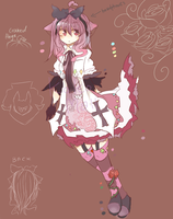 Dark Alice in Wonderland :: Adoptable [CLOSED] by KokoMall