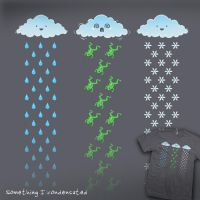 Something I condensated - tee by InfinityWave