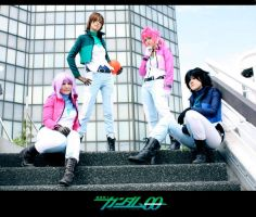 Gundam 00 - Group by stormyprince