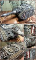 Leman Russ Destroyer DKOK - Wotan by Eisenteufel