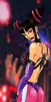 Juri's Back by Mawnbak