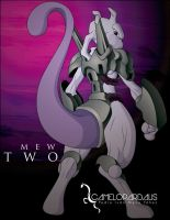 Mew Two by camelopardalis1989