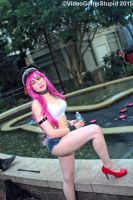 Katsucon 2015 - Dat Girl is Poison 2 by VideoGameStupid