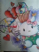 Hello Kitty by Liyahhh2014