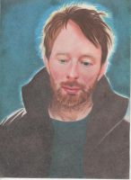 THOM YORKE by suki-rose77