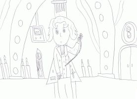 The 8th Doctor by Soraheartsforme