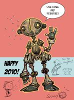 happy 2010 by sonny123