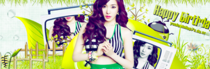 Happy Birthday Tiffany by yenlonloilop7c