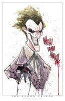 Joker Saucy by RobDuenas
