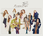 Jessica SOUP PNGS 9P by 0dream0