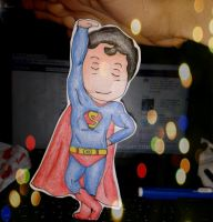 Superman! by crazy4demi