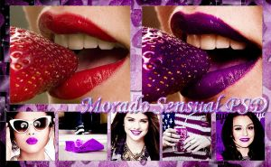 +Morado Sensual PSD. by ButtterflyCry