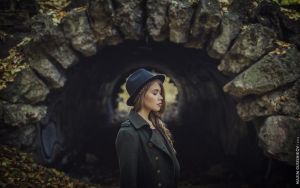 Child Of The Autumn by livingloudphoto